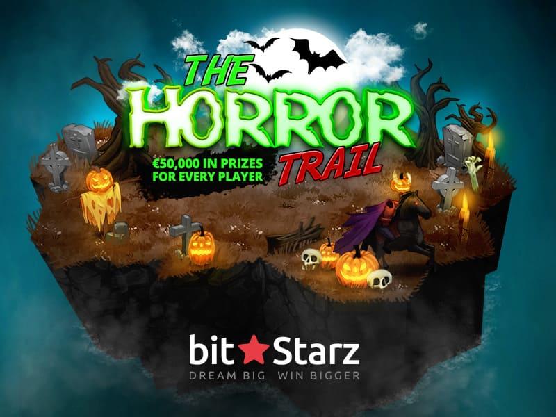 Путь ужаса от BitStarz